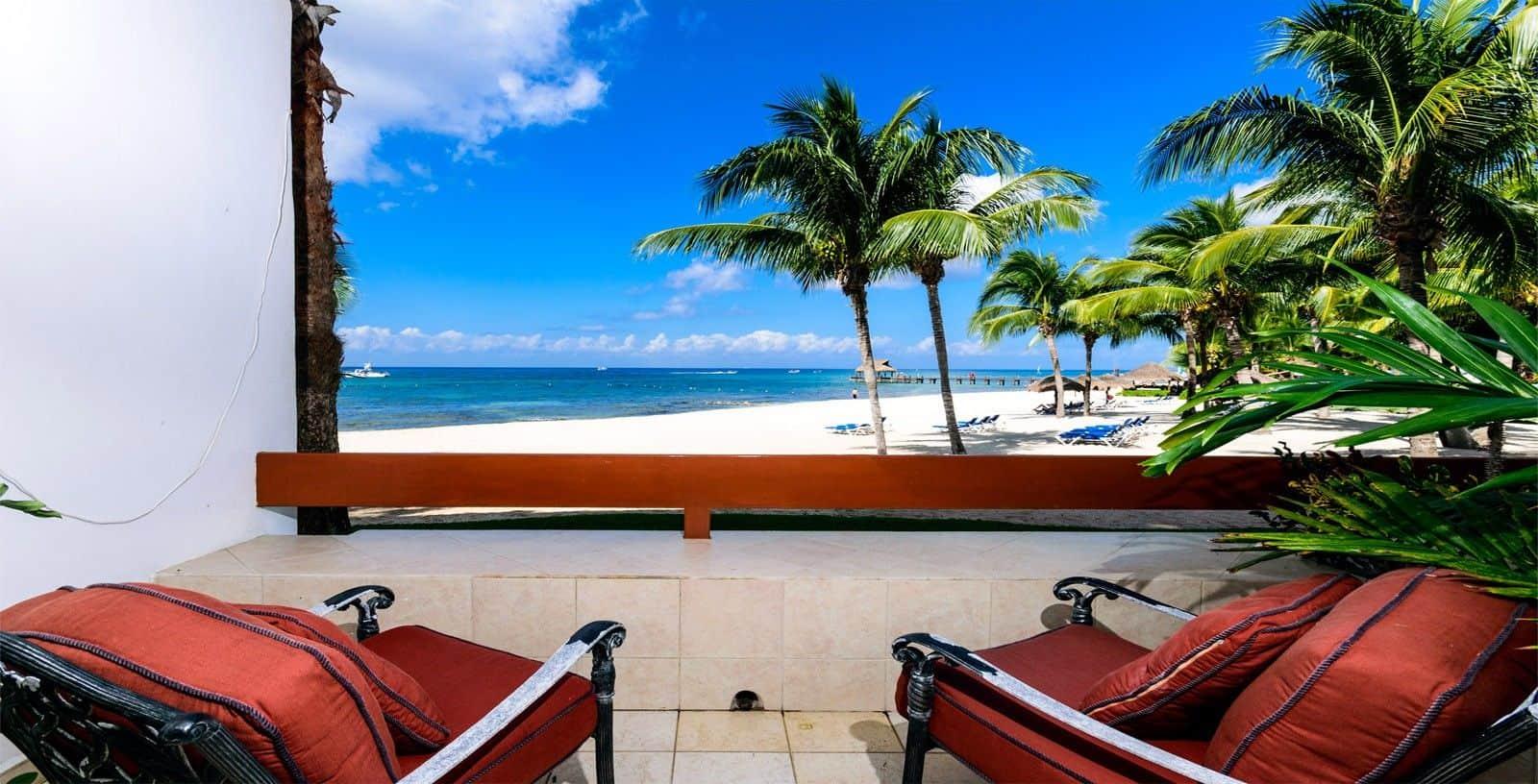 residencias reef cozumel