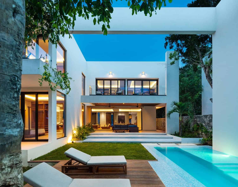 Villa sara cozumel rental